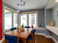 Expanded Dinette & New Bay Window