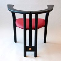 Painted Poplar Chair 2