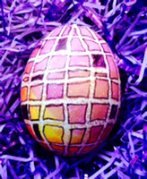 Easter Eggs-Global, We are One with Variations Series